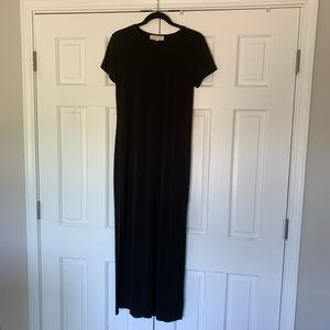 Michael Kors Black Summer Maxi Dress
